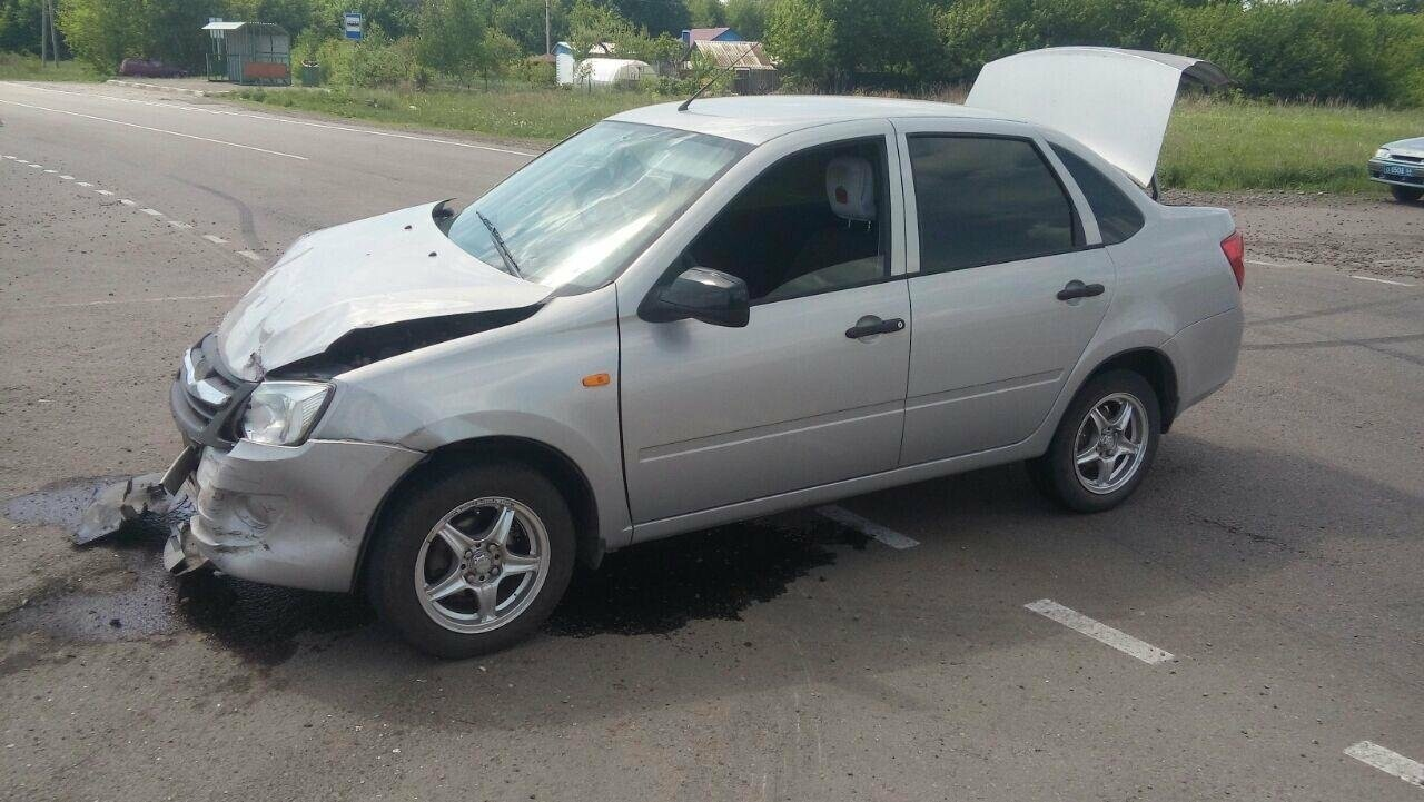 Тамбовский водитель не уступил дорогу: две женщины оказались в больнице, фото-1