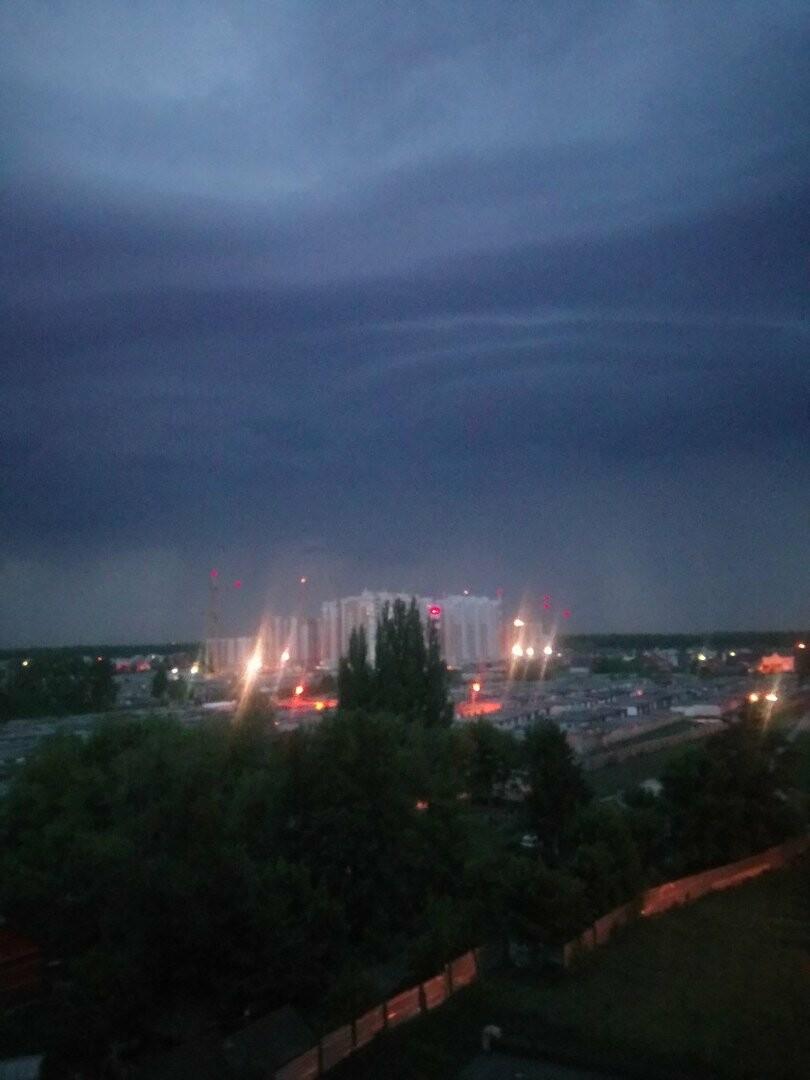 Погода в Тамбове напугала жителей севера города, фото-2