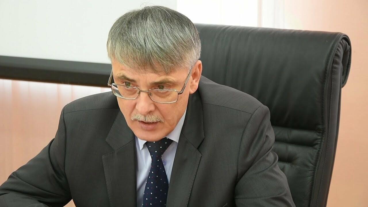 Николай Горденков, управляющий отделением ПФР по Тамбовской области