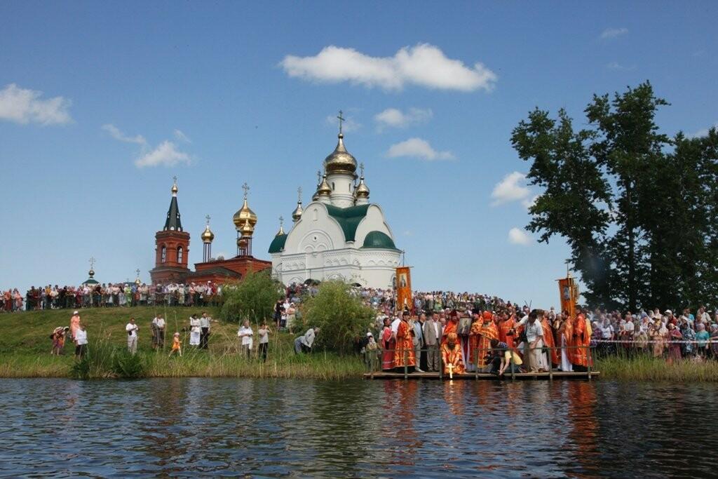 Николая Чудотворца вспоминают православные тамбовчане, фото-1