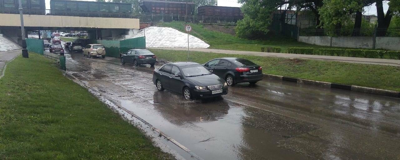 Жителям улицы Елецкой в Тамбове «протянули» холодную воду, фото-1
