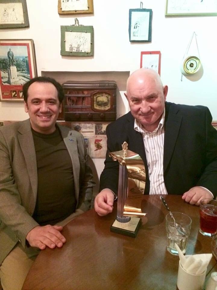 Директор тамбовской «Ивановки» удостоен национальной премии «Культурное наследие», фото-1