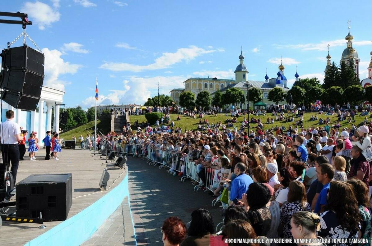 Тамбовчане не теряют надежды увидеть столичных звезд, фото-1, Фото: Администрация г. Тамбова