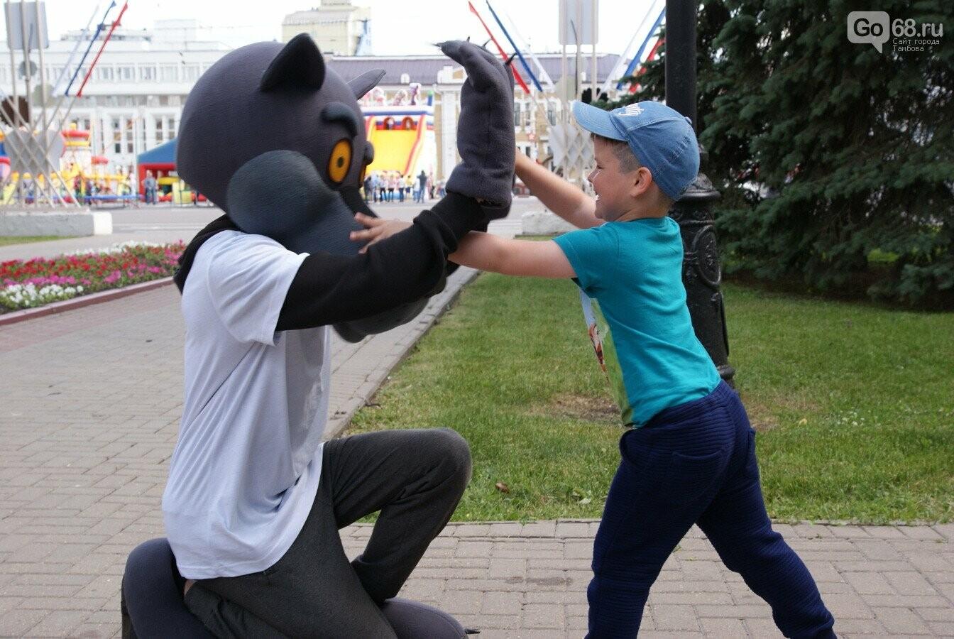 В День города тамбовский волк и портал Go68 вышли на фотоохоту, фото-1