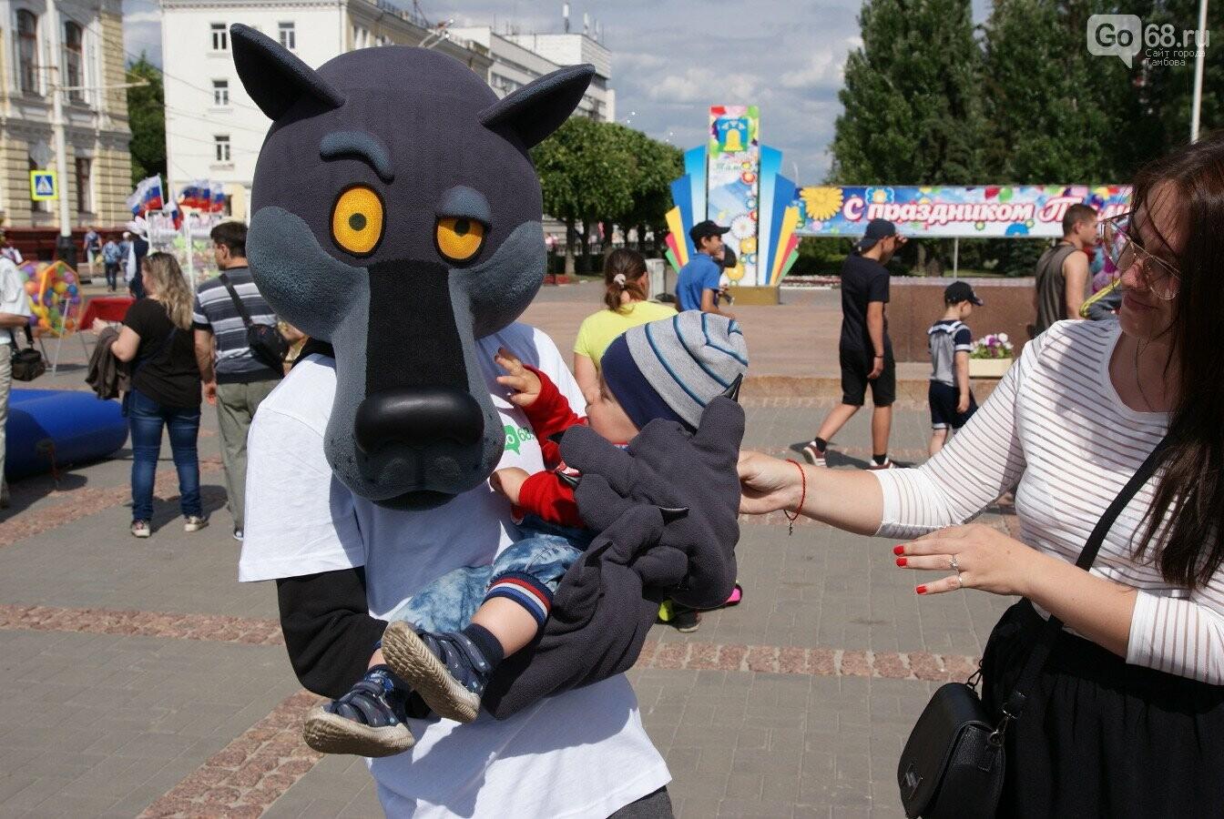 В День города тамбовский волк и портал Go68 вышли на фотоохоту, фото-3