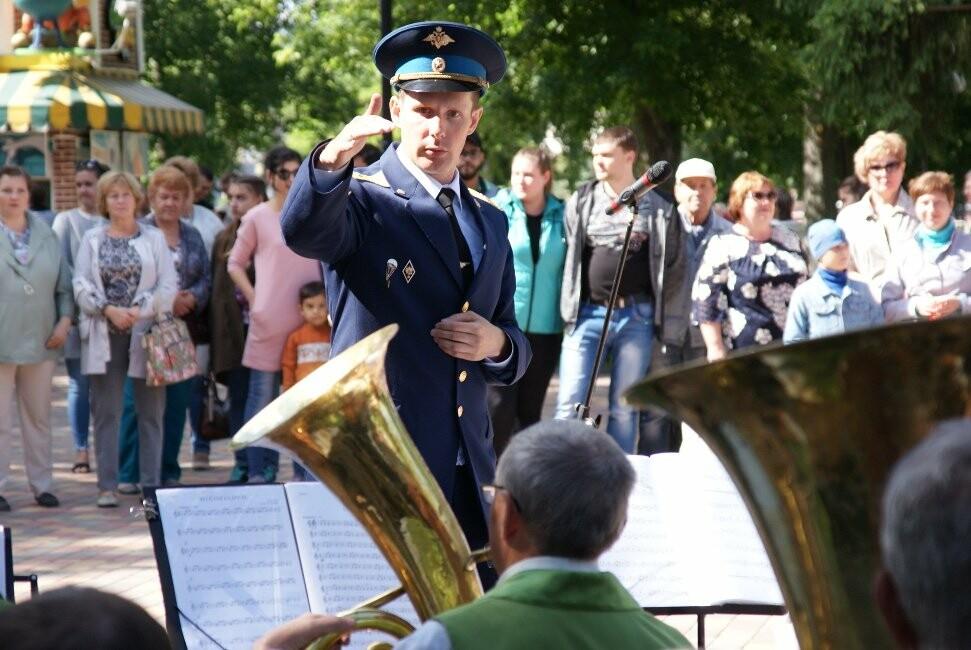 Фестиваль духовых оркестров в Тамбове: самые яркие моменты, фото-4