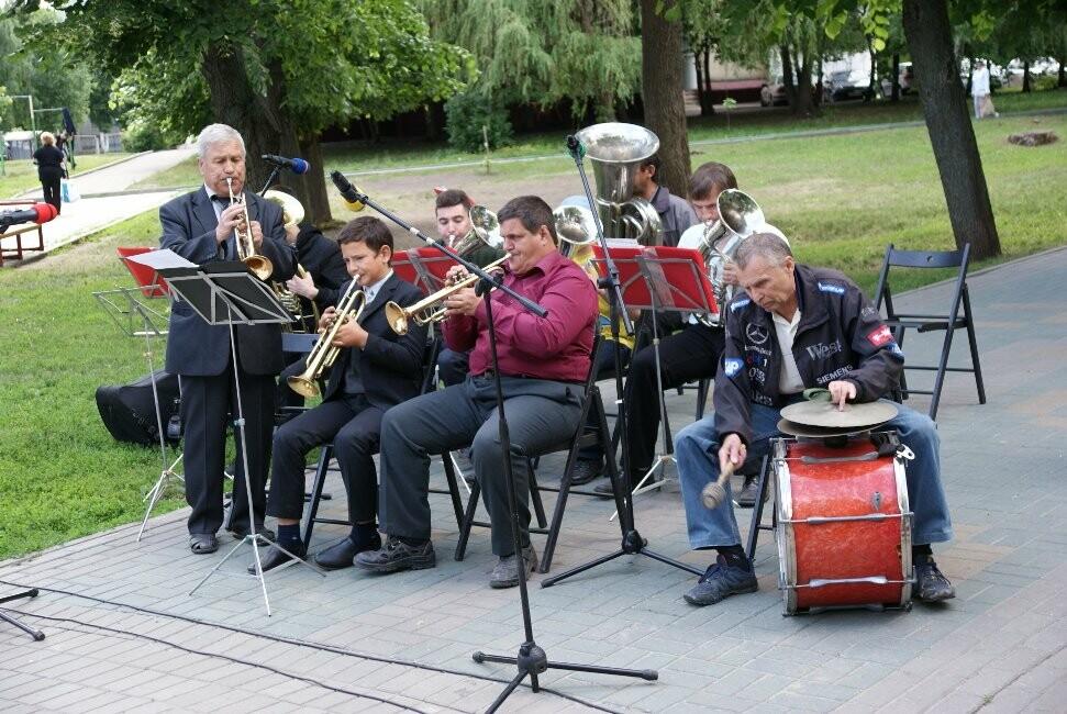 Фестиваль духовых оркестров в Тамбове: самые яркие моменты, фото-2