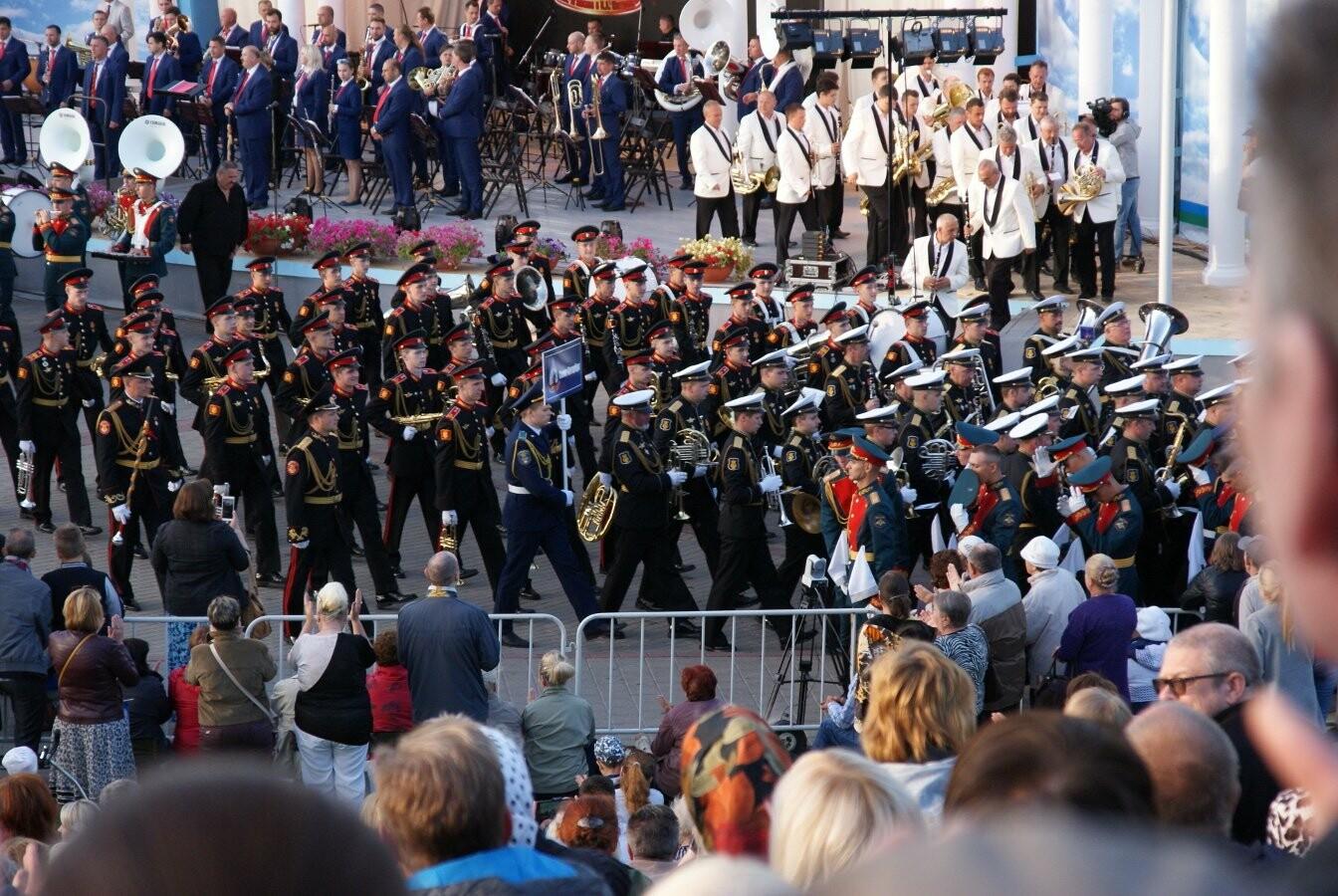 Фестиваль духовых оркестров в Тамбове: самые яркие моменты, фото-13