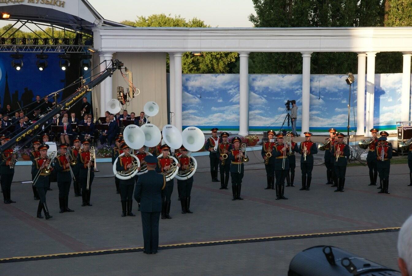 Фестиваль духовых оркестров в Тамбове: самые яркие моменты, фото-12