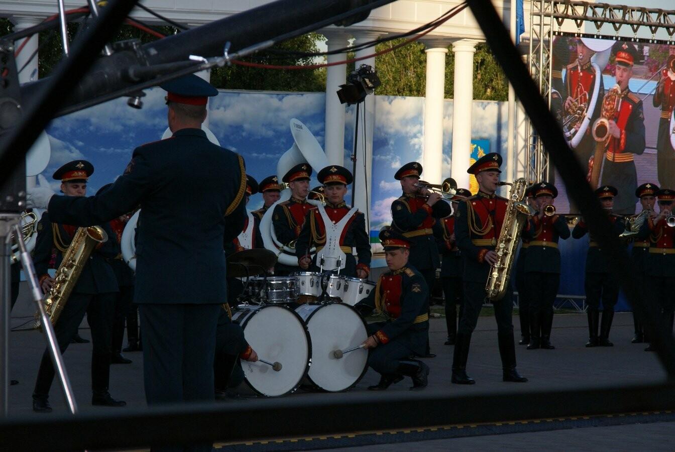 Фестиваль духовых оркестров в Тамбове: самые яркие моменты, фото-11