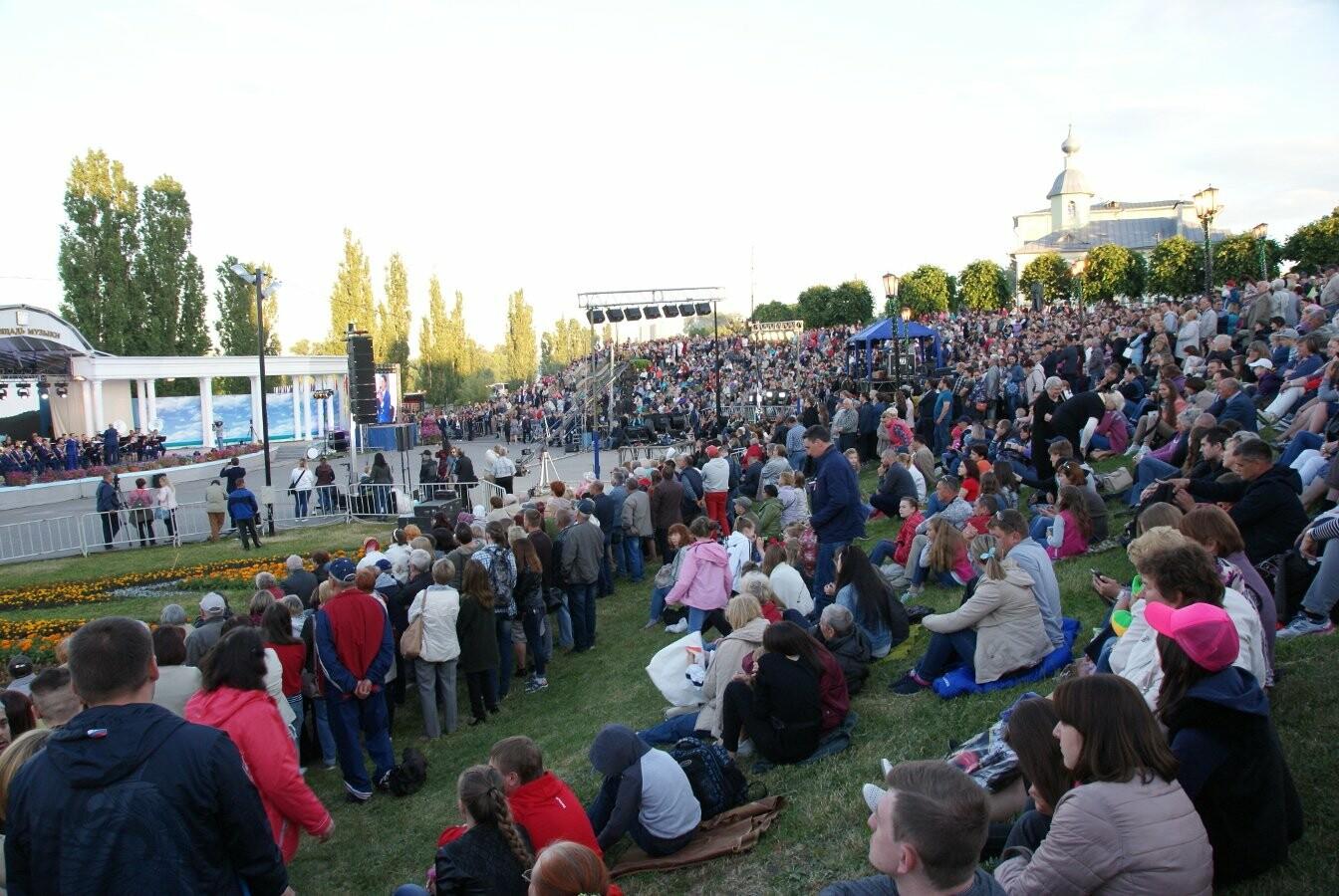 Фестиваль духовых оркестров в Тамбове: самые яркие моменты, фото-9