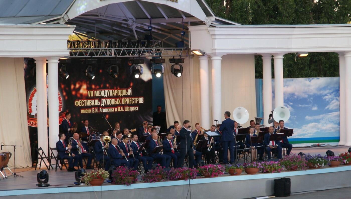 Фестиваль духовых оркестров в Тамбове: самые яркие моменты, фото-8