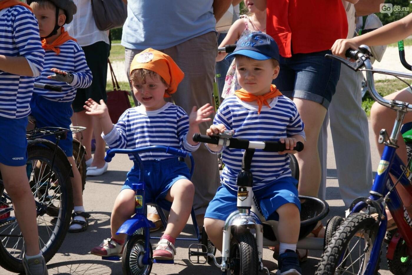 Тамбовский фестиваль «Солнце на спицах» объединил любителей велоспорта, фото-2