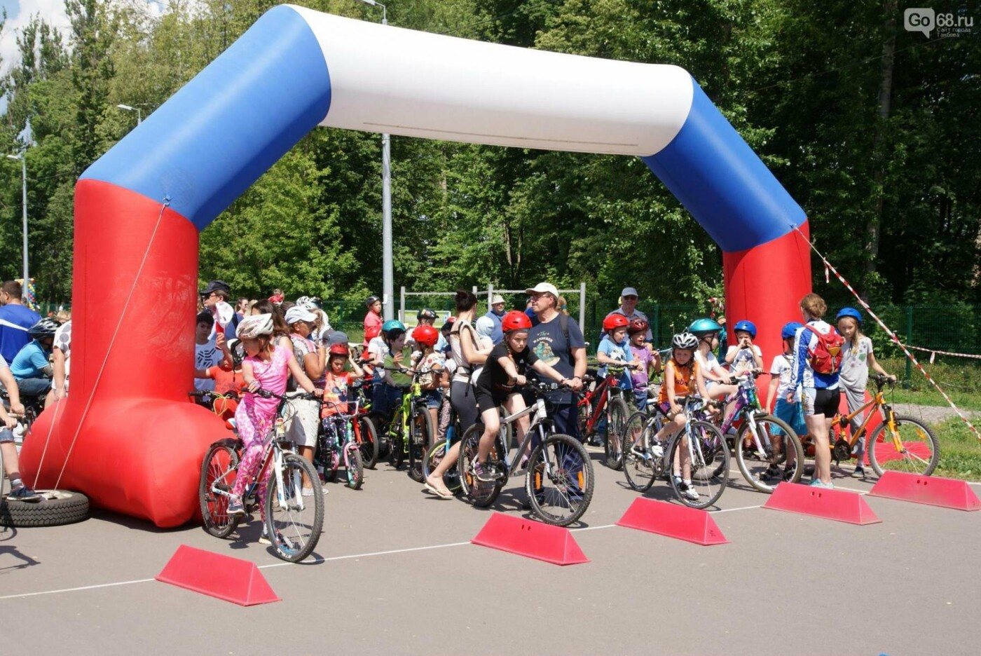 Тамбовский фестиваль «Солнце на спицах» объединил любителей велоспорта, фото-6