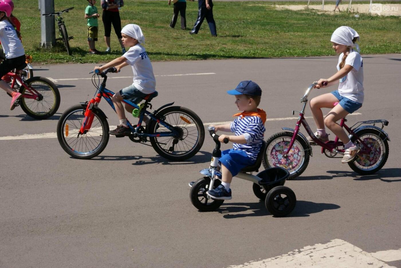 Тамбовский фестиваль «Солнце на спицах» объединил любителей велоспорта, фото-5