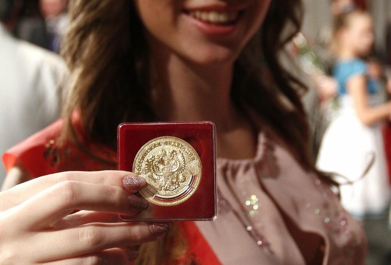 В Тамбове 117 золотых медалистов, фото-1