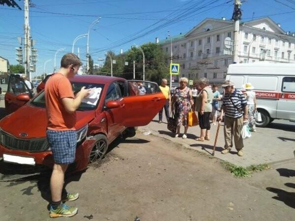 Перекресток Чичканова-Советская обезопасить никак нельзя, фото-1