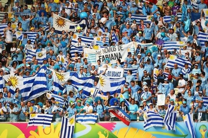 Тамбовчане сдружились с болельщиками из Уругвая, фото-1