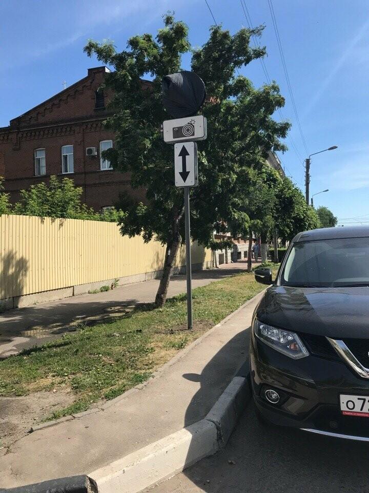 За парковку в центре Тамбова начнут штрафовать, фото-4