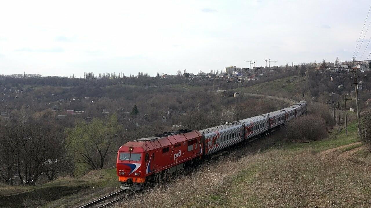 Под Тамбовом загорелся пассажирский поезд, фото-4