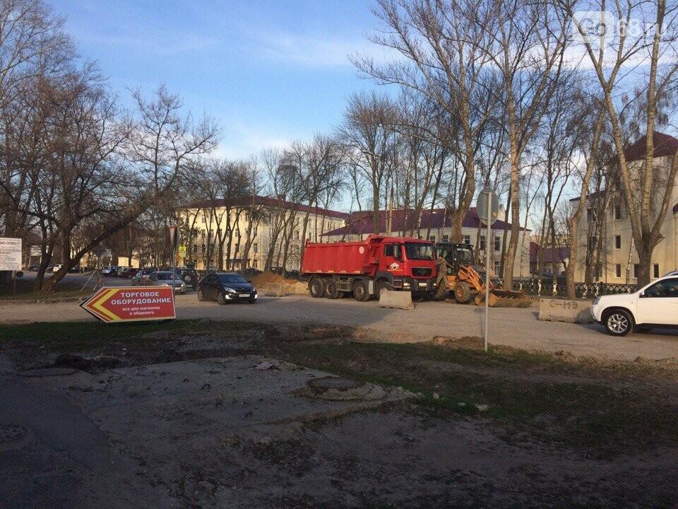 В Тамбове участок Пролетарской закроют для проезда, фото-1