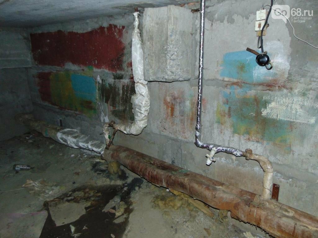В домах тамбовчан не обнаружили горячей воды, фото-1