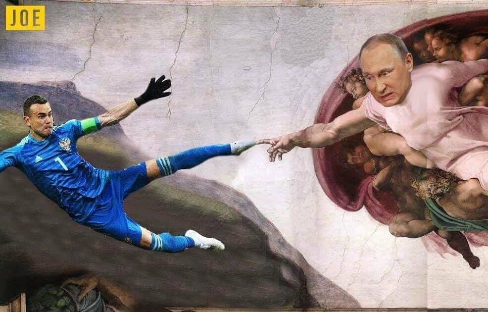 Мемы чемпионата мира по футболу FIFA 2018 , фото-2