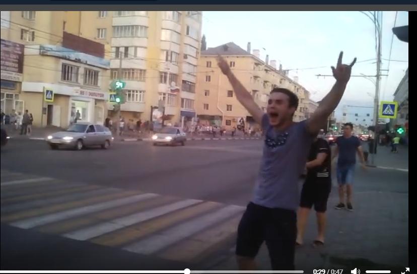 В Тамбове в день матча «Россия-Хорватия» установят ограждения, фото-1