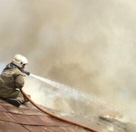 На Тамбовщине в пожаре погибла 26-летняя женщина, фото-1