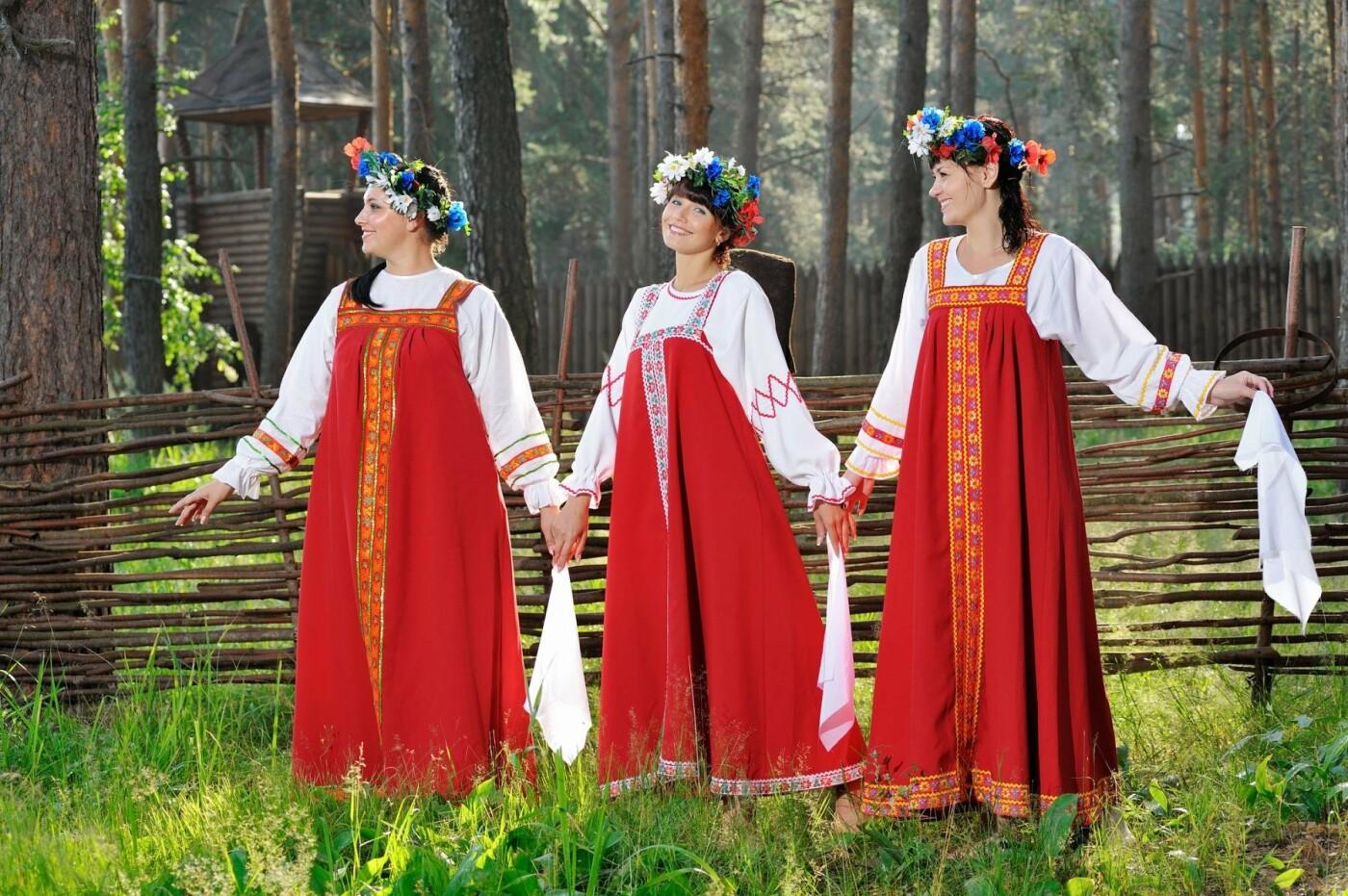 Тамбовчане наденут русские сарафаны, фото-3