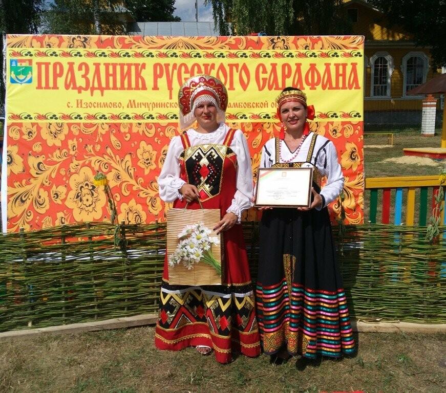 Тамбовчане наденут русские сарафаны, фото-1