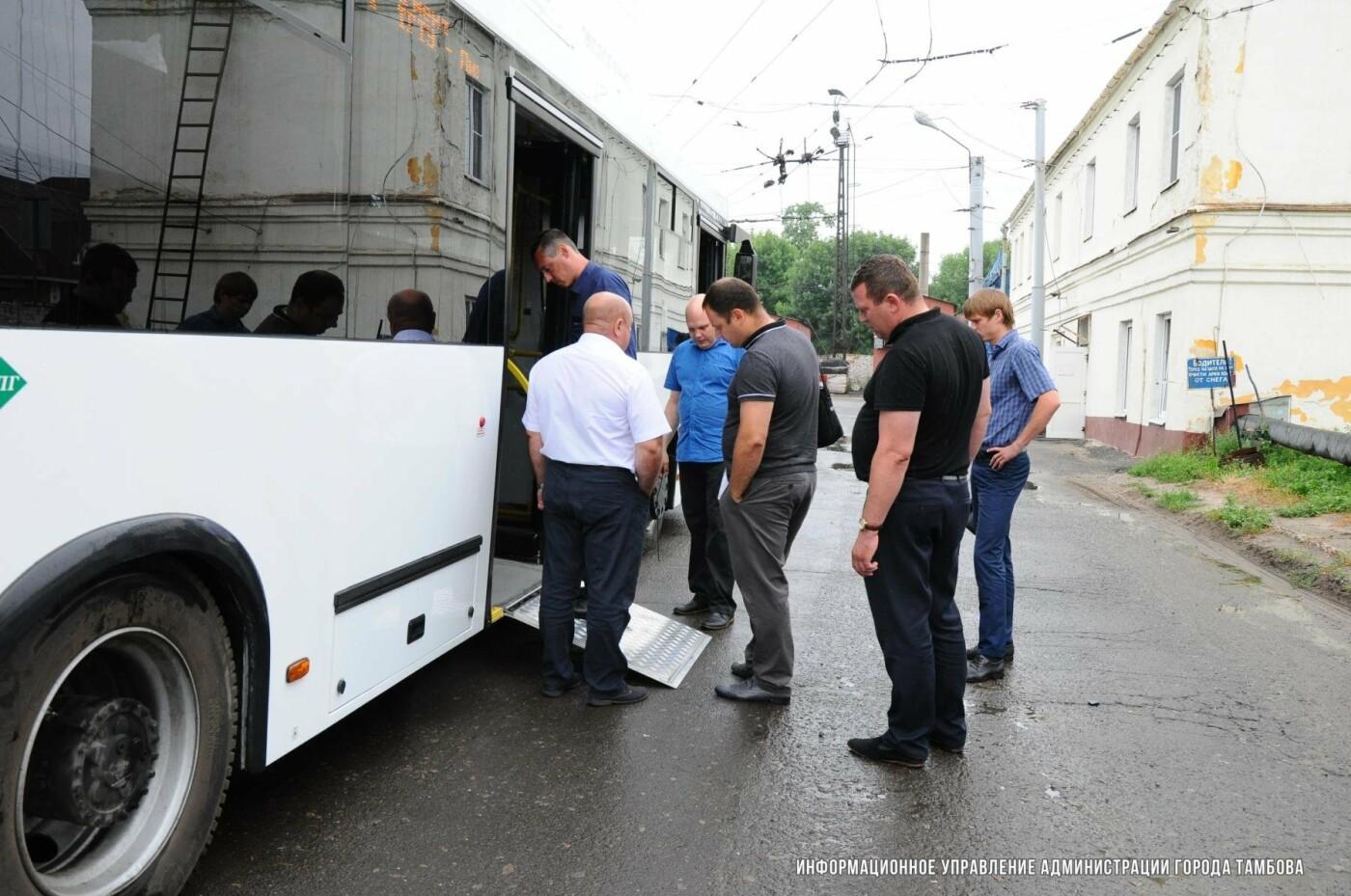 В Тамбове на маршруты выйдут 6 новых автобусов, фото-1