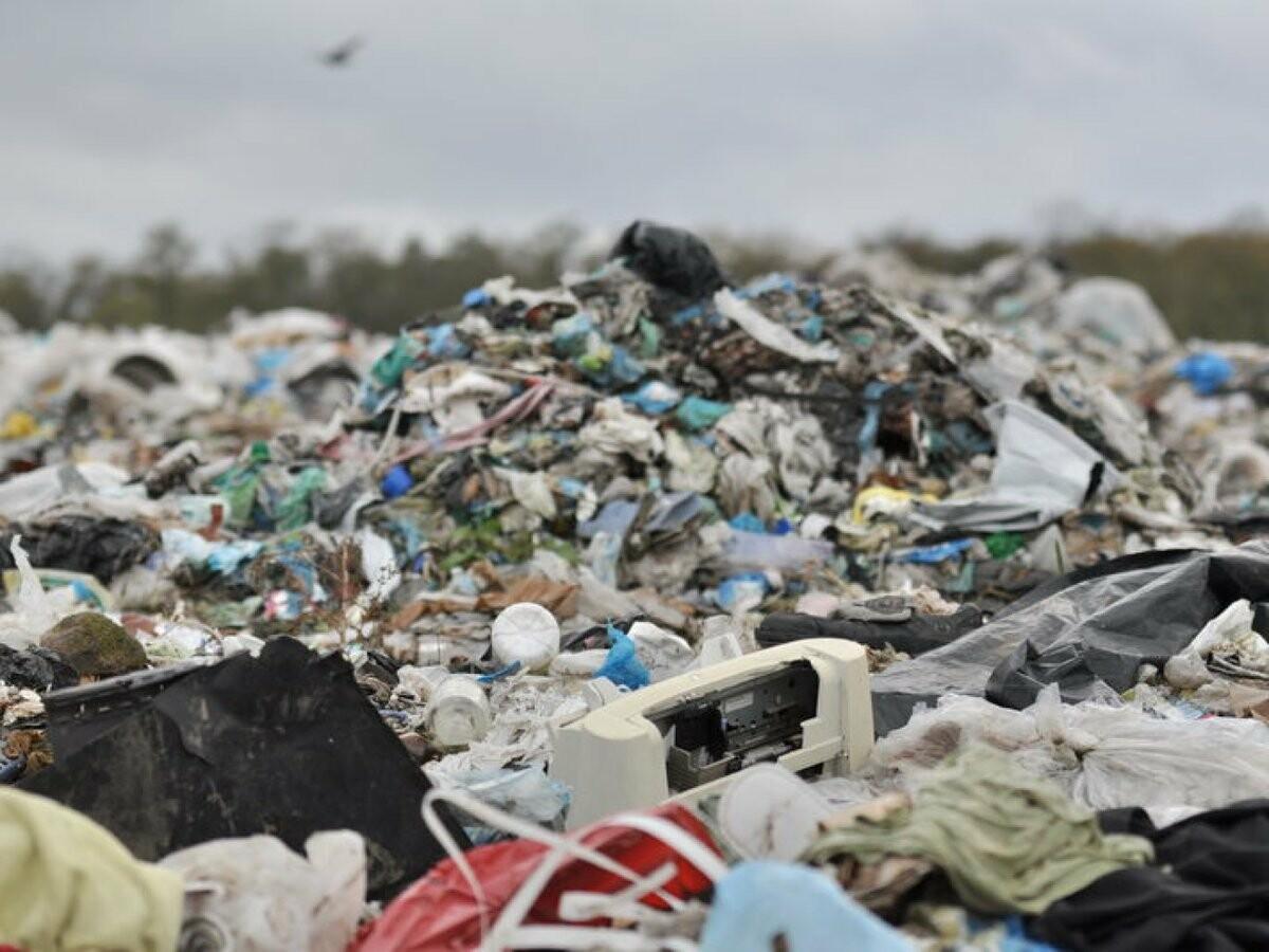 На Тамбовщине некому вывозить мусор, фото-1