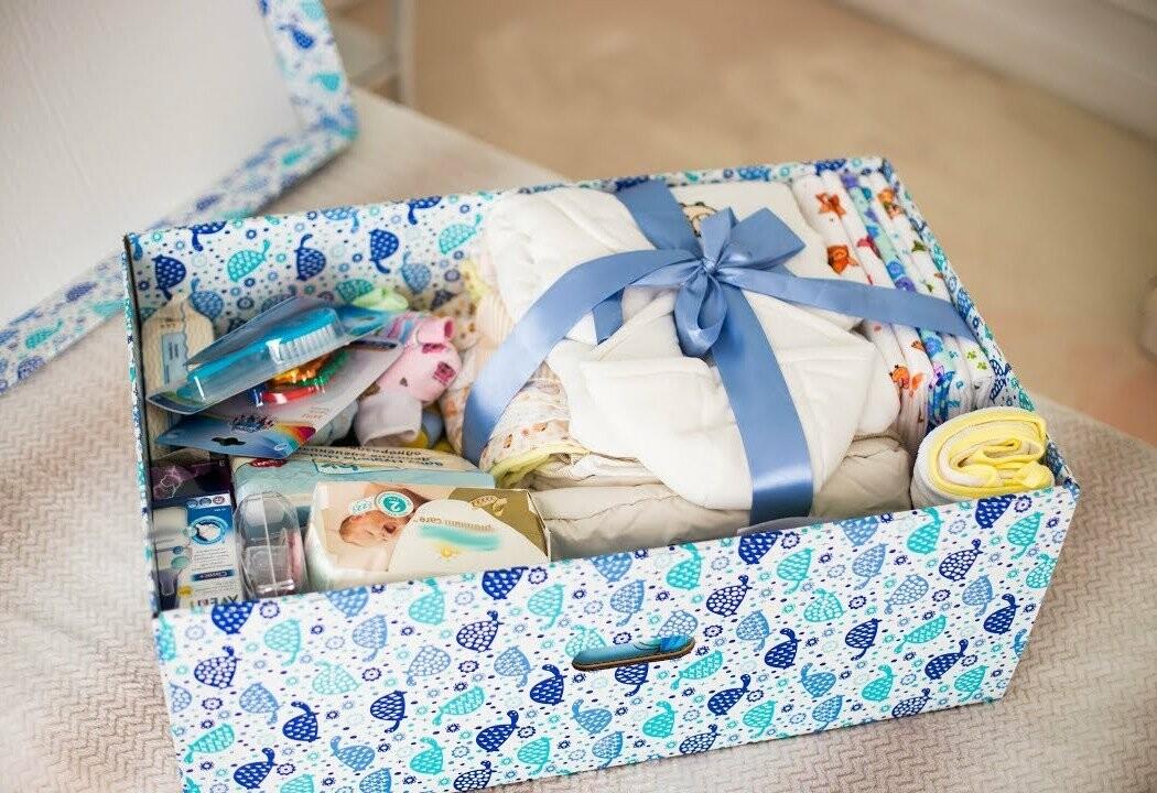 Тамбовским младенцам вещи первой необходимости достанутся даром, фото-1