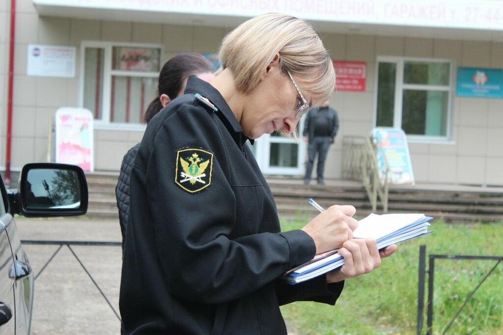 Житель Мордово спрятал от приставов «Газель», фото-1