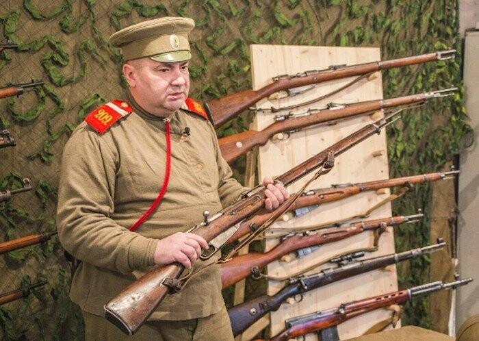 В Тамбове поставят памятник оружейнику Мосину, фото-1