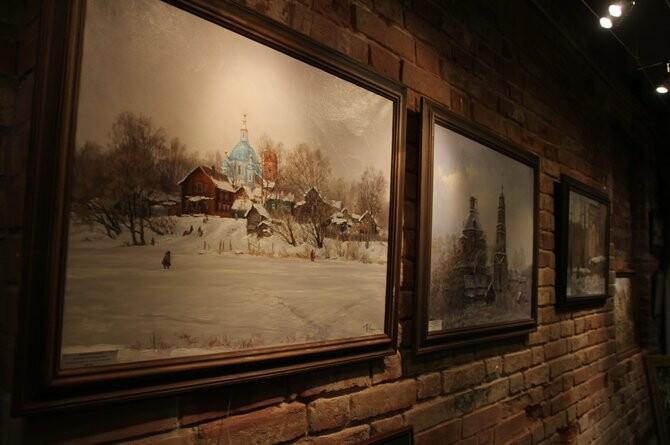 В Мичуринске представят провинциальные пейзажи, фото-1