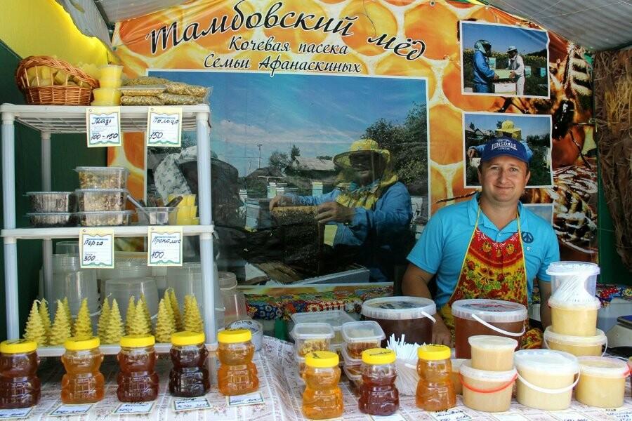 Тамбовчан приглашают на медовую ярмарку, фото-1