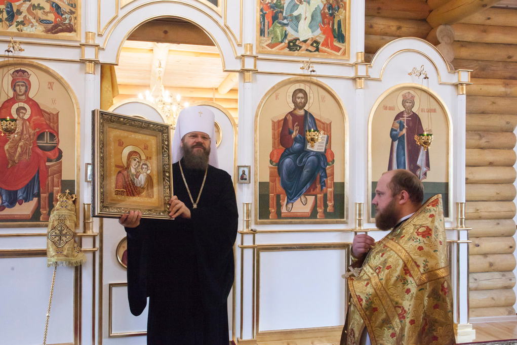 В Тамбове освятили Владимирский храм , фото-2