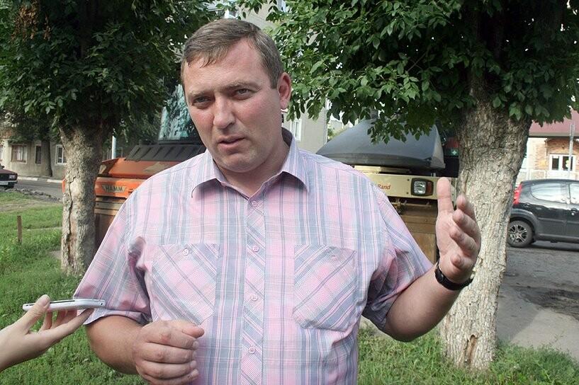 Михаил Михалев, председатель комитета городского хозяйства администрации Тамбова