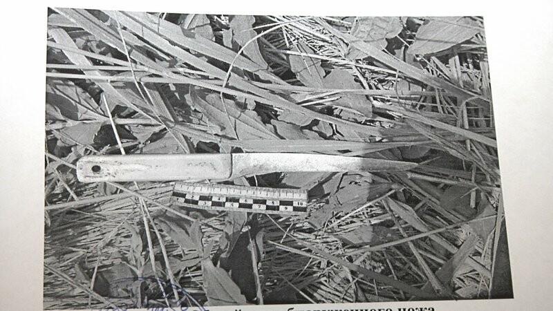 Котовчане задержали грабителя с ножом, фото-3