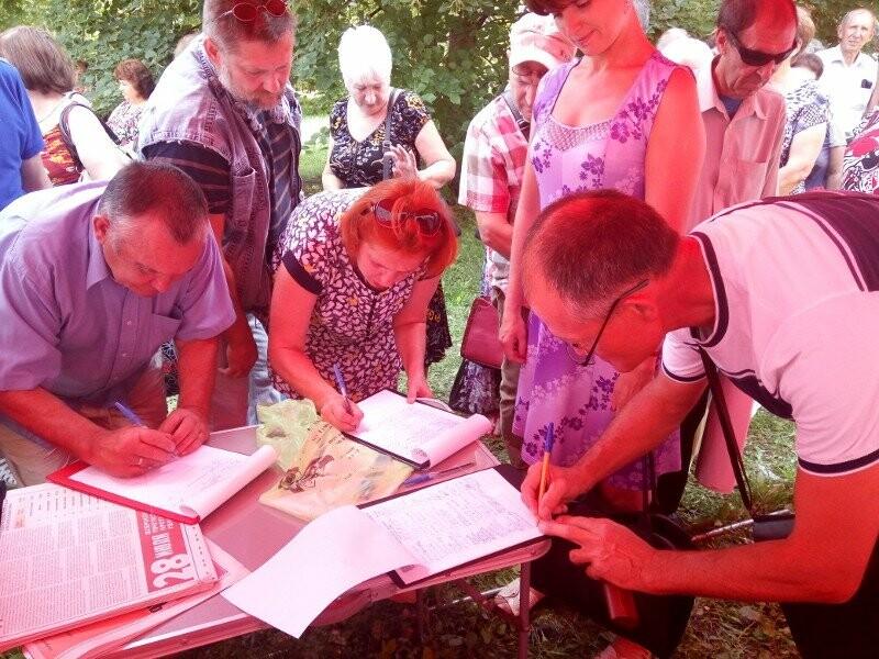 В Тамбове провели митинг против повышения пенсионного возраста, фото-4