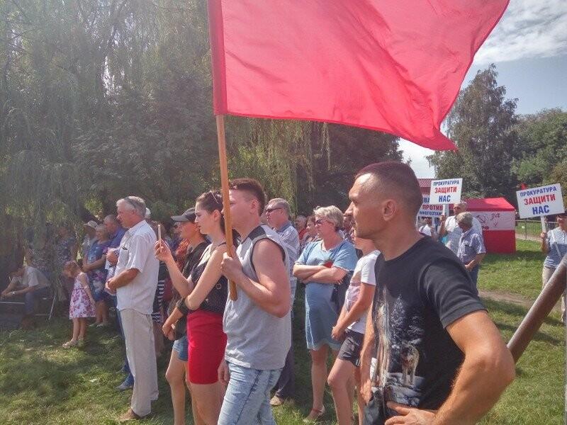В Тамбове провели митинг против повышения пенсионного возраста, фото-2