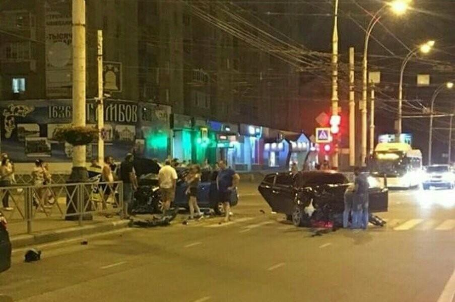 На «перекрестке смерти» в Тамбове снова ДТП, фото-1