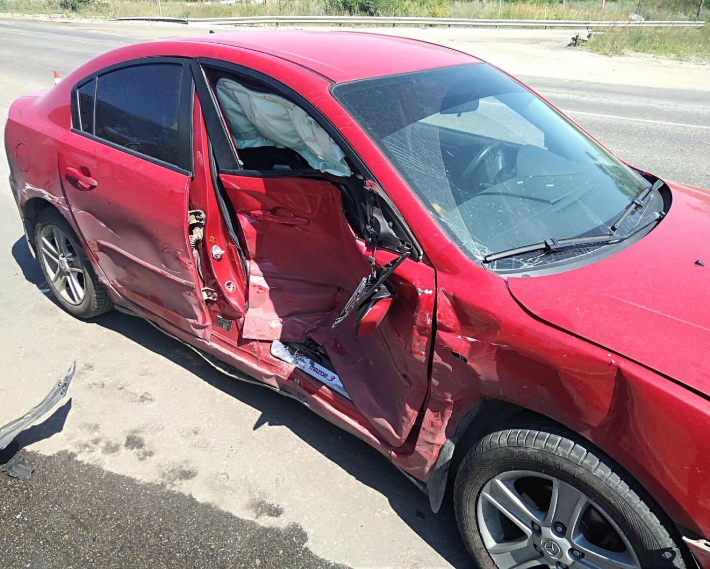 В аварии под Тамбовом пострадала 3-летняя девочка , фото-1