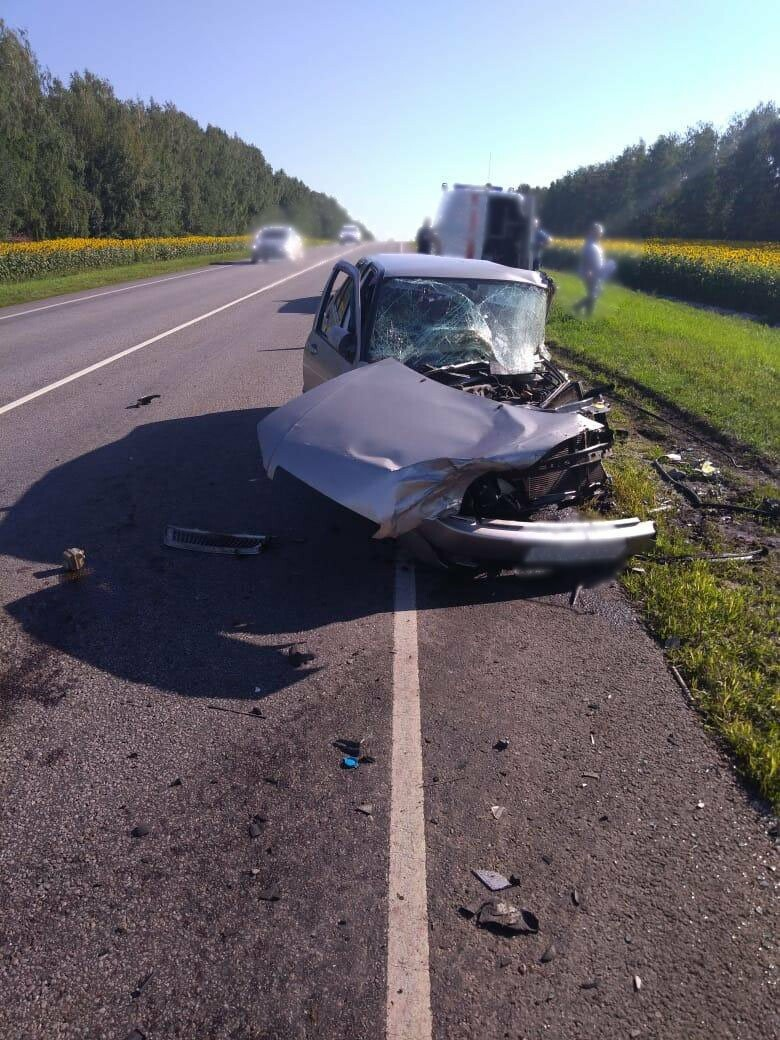На трассе в Тамбовском районе погибли двое мужчин, фото-1