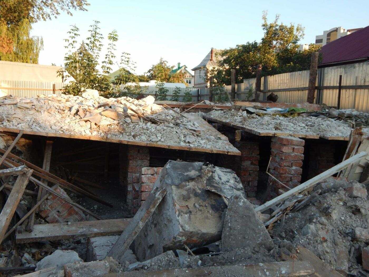 В «южном» квартале, который выступил против застройки многоэтажками, снесли первый дом, фото-2
