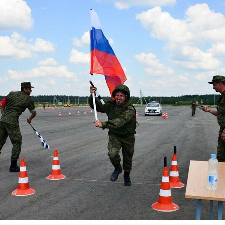 Тамбовский ВАИшник занял первое место на «Армейских играх», фото-1
