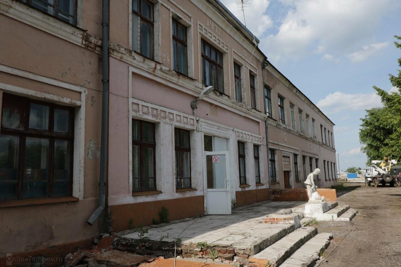 В Рассказове разрушили детский сад, фото-1