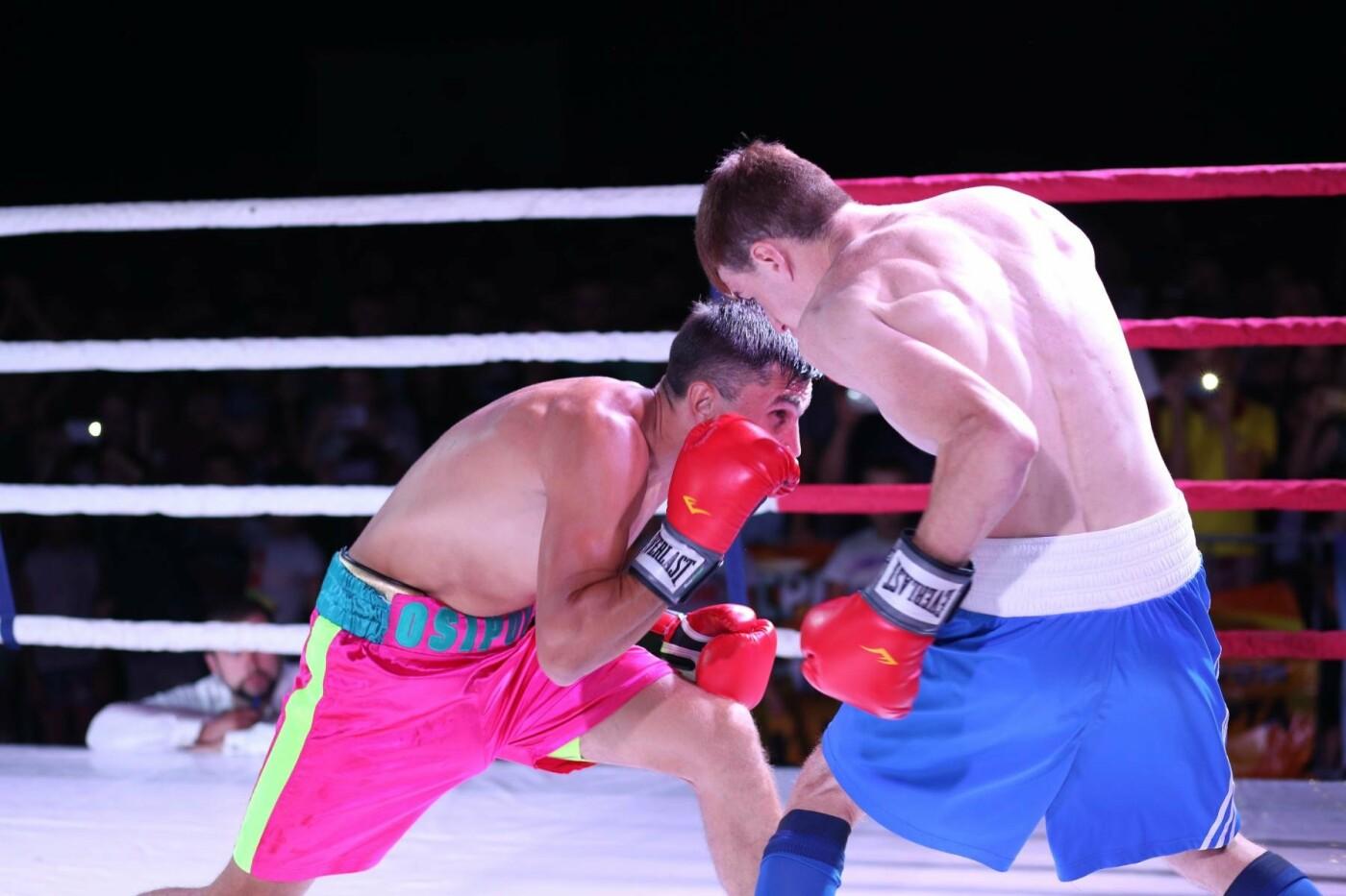 Артур Осипов выиграл бой под открытым небом Мичуринска , фото-1